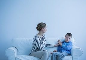 Child doesn't want to see parent after divorce | Shaffer Family Law